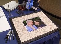 Custom Signature Mat for your Wedding